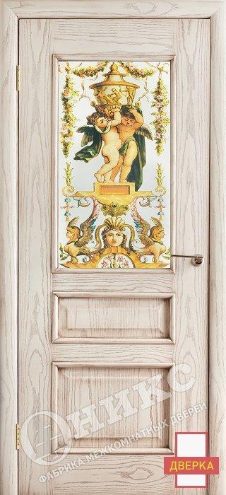 Версаль Патина Фотопечать на сатинате