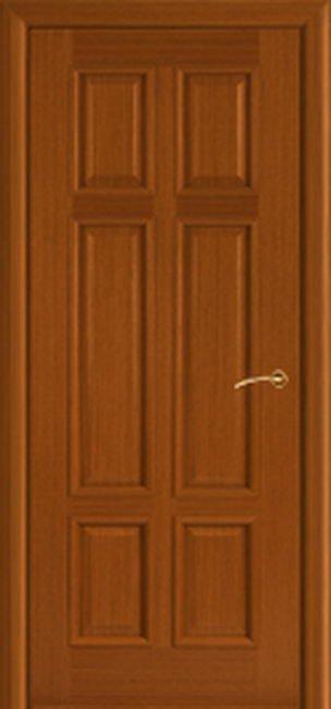 Шпонированная дверь Вишня 116, Фабрика Престиж