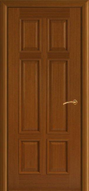 Шпонированная дверь Орех 116, Фабрика Престиж