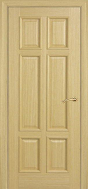 Шпонированная дверь Дуб 116, Фабрика Престиж