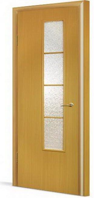 Дверь в комплекте 05 остекленная