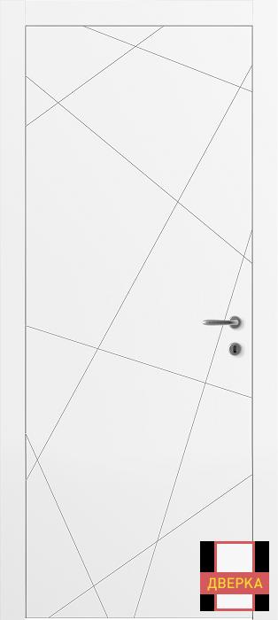 Вектор 08 Белая Эмаль